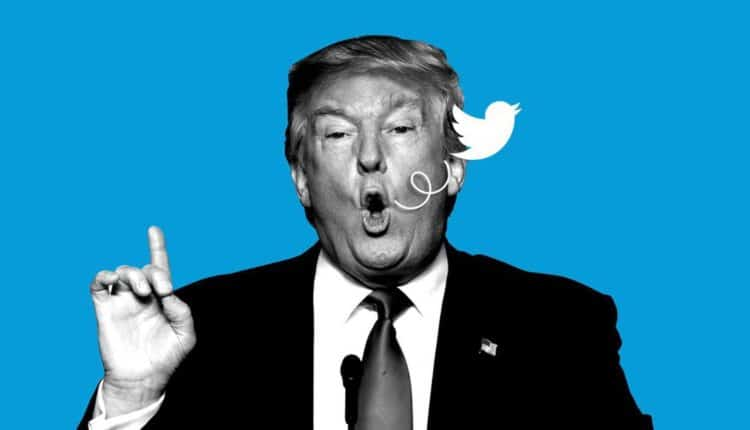 Trump threatens to shut down networks after warning Twitter of his tweets