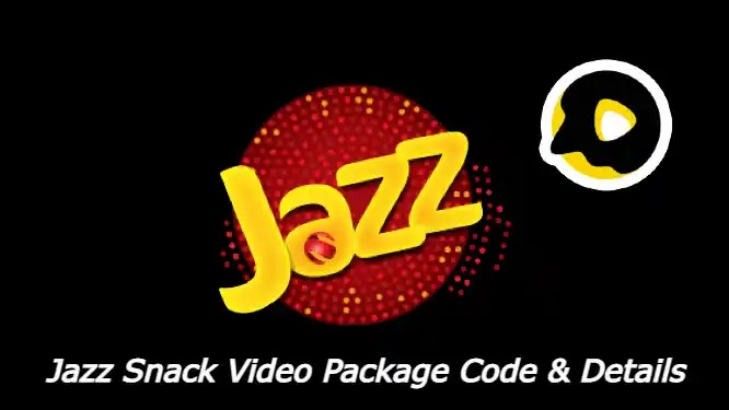 Jazz Snack Video Packages Code: Daily, Weekly and Monthly