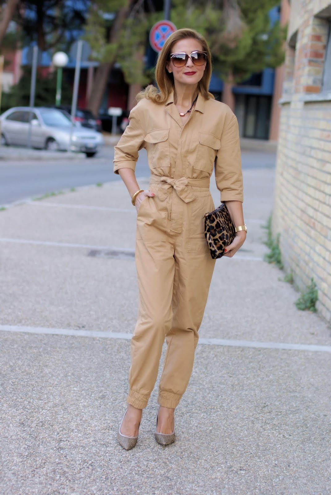 Guardaroba Capsula Cos' How To Wear The Utility Jumpsuit Trend Fashion And Cookies