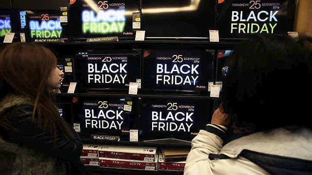 Πότε πέφτει η Black Friday 2020