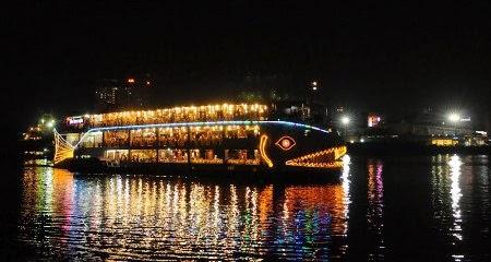 Vietnam Tour : Sai Gon River 5