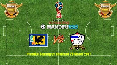AGEN BOLA -Prediksi Jepang vs Thailand 28 Maret 2017