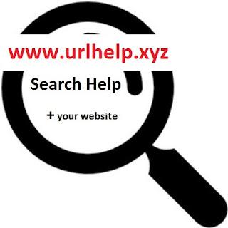 www.urlhelp.xyz,search help, URL help