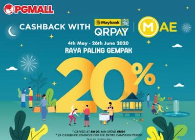 PG Mall Rebate Diskaun Discount Kupon
