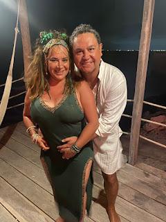 Tania González y Choco Ortega.