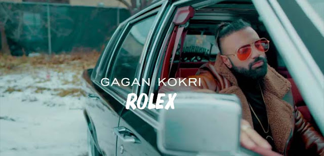 Rolex Lyrics - Gagan Kokri