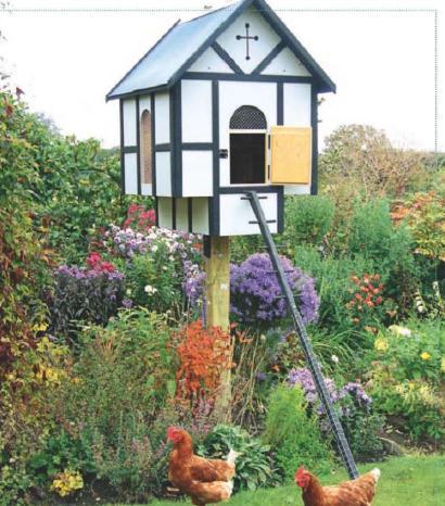 10 Beautiful landscaping ideas for backyard ~ English garden