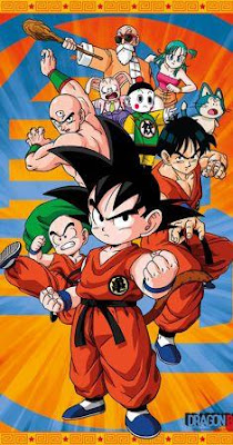 Dragon Ball, anime Dragon Ball, rekomendasi anime action