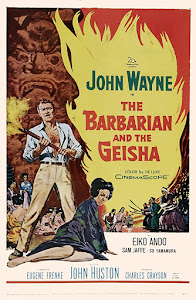 The Barbarian and the Geisha Poster