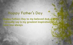 Happy Birthday  wishes quotes for father-in-law: happy birthday to my beloved dad