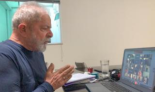 Ao jornal  britânico The Guardian Lula disparou em entrevista: Bolsonaro está levando brasileiros para o matadouro