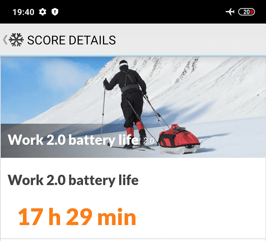POCO F2 Pro Battery test