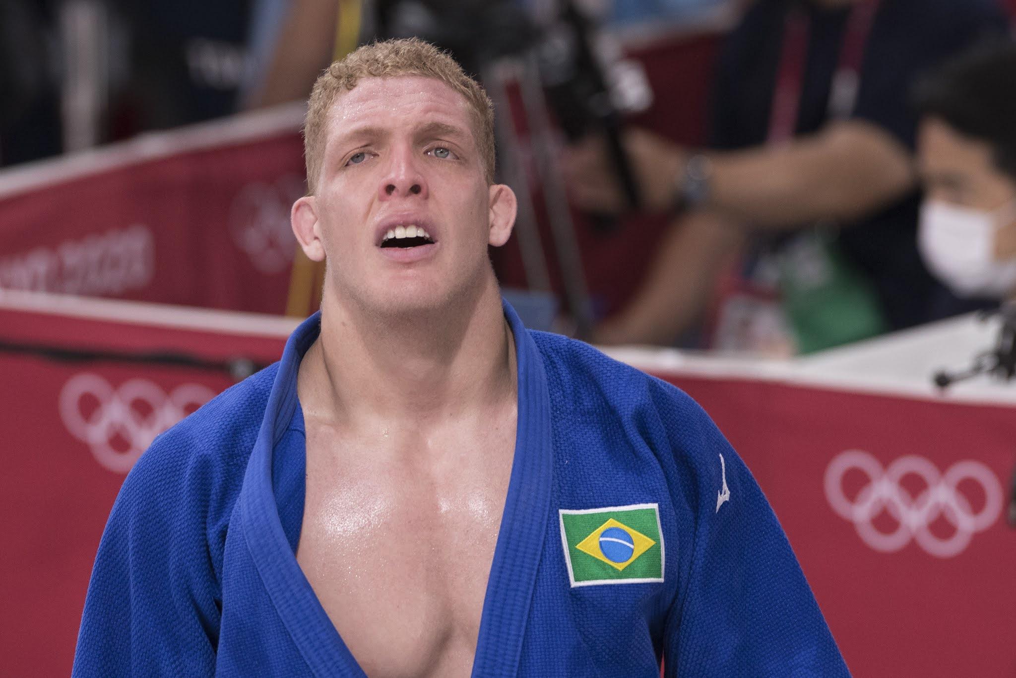 Judô Brasil Olimpíadas