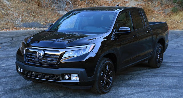 2017 Honda Ridgeline AWD Specs and Price