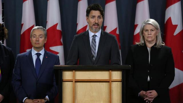 كندا: حصلنا على تطمينات إيرانية بقبول إجراء تحقيق دولي في حادث الطائرة الأوكرانية