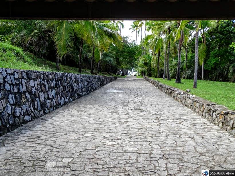 Castelo Garcia D'Ávila - O que fazer na Praia do Forte (Bahia)