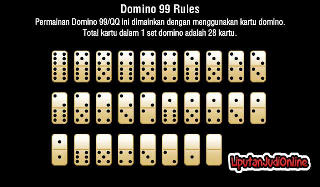 dominoqq rules