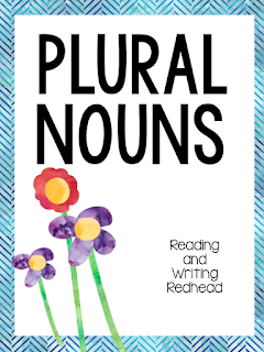 Image of cover of plural nouns resourch