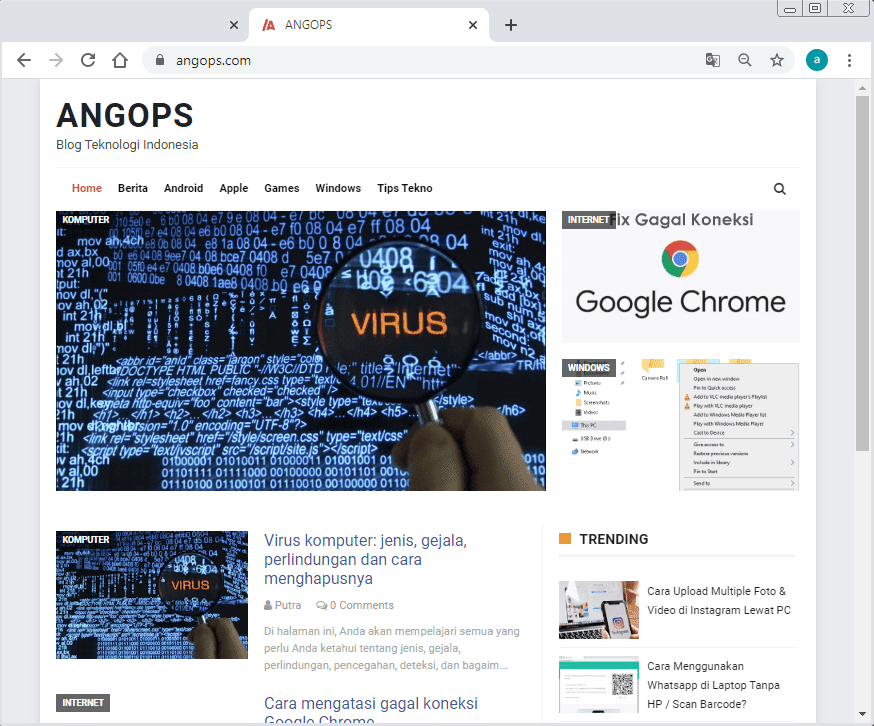 web-browser-adalah