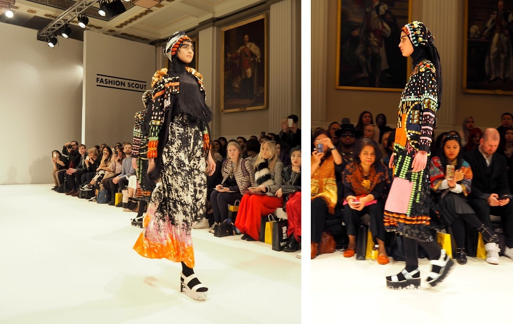 LFW Headscarves Ones To Watch