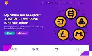 Cara Mendapatkan Token Shiba Inu Gratis di My Shiba Inu Free