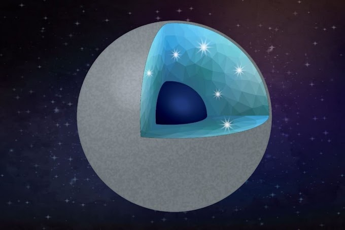 Exoplanet of Solar System Made up of Diamond [Tested]