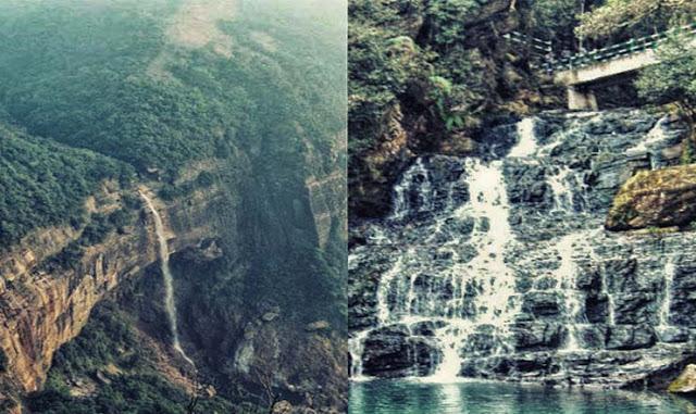 Shillong and Cherrapunji Tourist Places