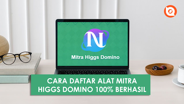 cara daftar alat mitra higgs domino island