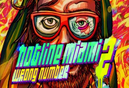 غلاف لعبة Hotline Miami 2 Wrong Number