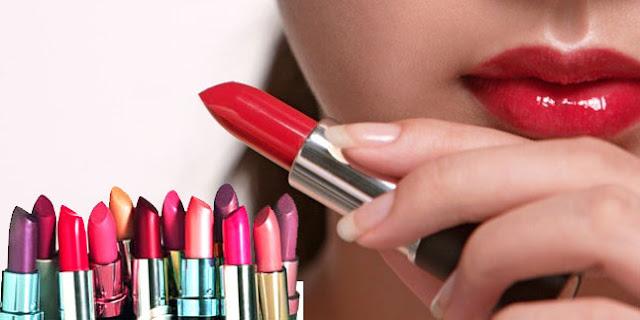 AWAS Wanita Harus Tau !! Inilah Daftar Lipstik yang Mengandung Timbal dan Berbahaya - No. 7 Banyak Digunakan!!
