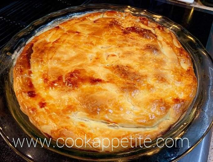 Baked Chicken Pie Recipe