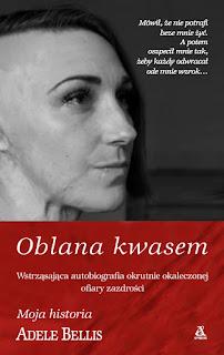 Oblana kwasem - Adele Bellis