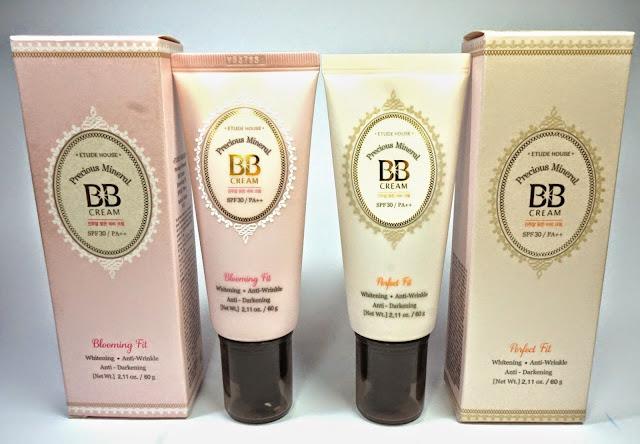 Review BB Cream Etude Di Female daily