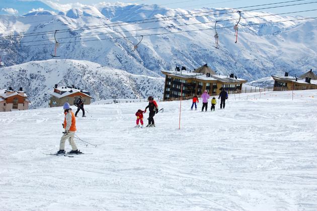 pistas de ski