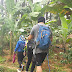 Hiking curug luwi asih sentul dan sekitarnya