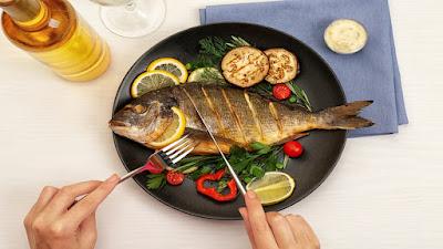 makan ikan, ikan, makanan sehat, omega 3