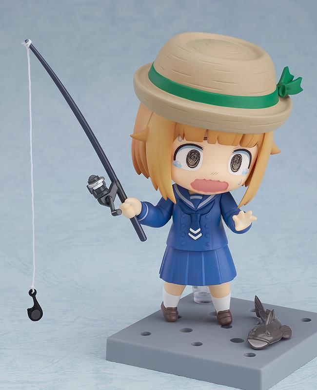 Figuras: Nendoroid de Hina Tsurugi del anime Hōkago Teibō Nisshi - Good Smile Company