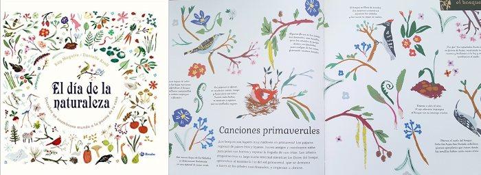 libro El día de la naturaleza