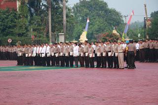 Wakapolda Banten Tegaskan: Jajarannya Masih Dalam Status Siaga Pengamanan Menjelang Putusan MK