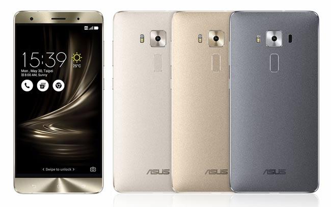 Asus Zenfone 3 Deluxe Özellikleri Ve Fiyatı