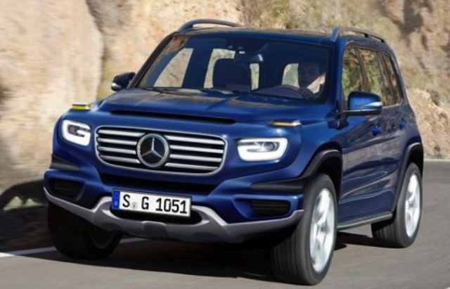 2018 Mercedes Benz G Class Review Release Date Price And Specs