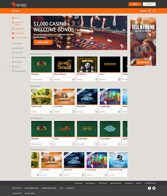 Ignition Online Casino