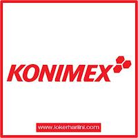 Lowongan Petugas Gudang dan Administrasi PT Konimex Jakarta Selatan