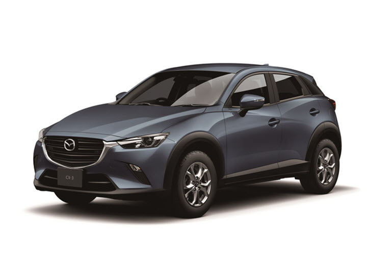 Mazda CX-3 bổ sung tùy chọn động cơ 1.5L