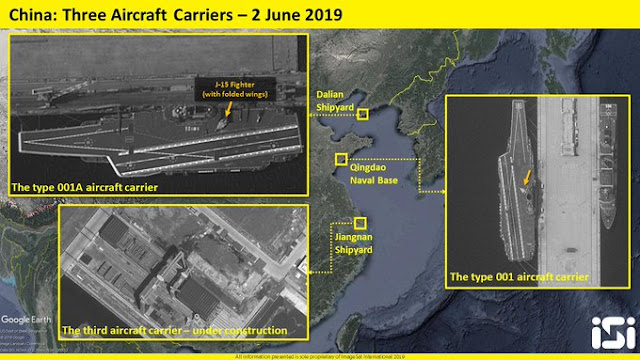 satellite-imagery-shows-three-chinese-aircraft-carriers-simultaneously