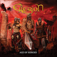 "Το τραγούδι των Eregion ""Hermod The Brave"" από το album ""Age of Heroes"""