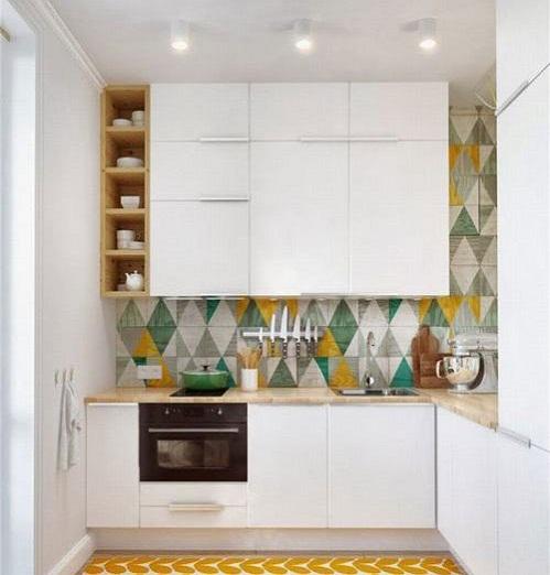 Báo giá gạch ốp tường bếp