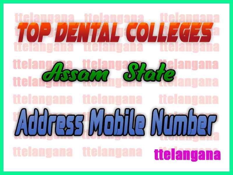 Top Dental Colleges in Assam