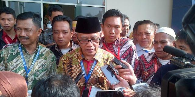 """Sering Disalahgunakan, Muhammadiyah Larang Pekik """"Allahu Akbar"""" di Acara Internal"""