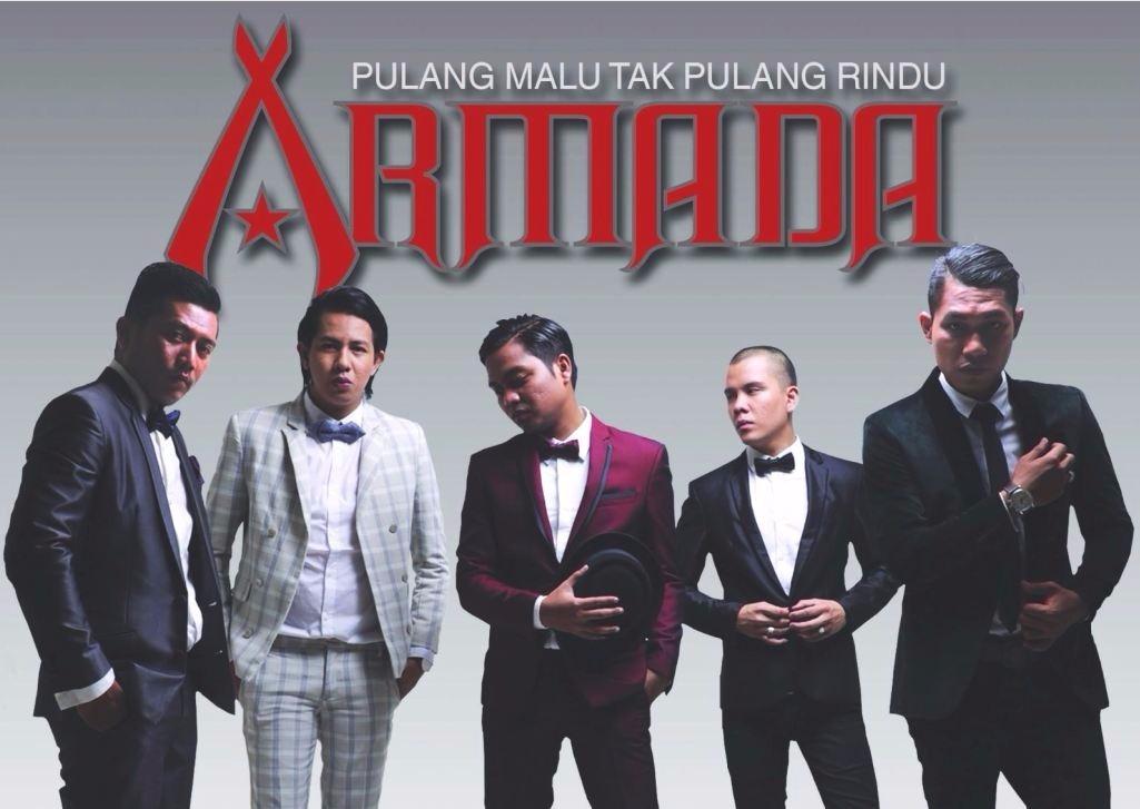 Lirik Lagu Pulang Malu Tak Pulang Rindu - Armada dari album single terbaru chord kunci gitar, download album dan video mp3 terbaru 2017 gratis